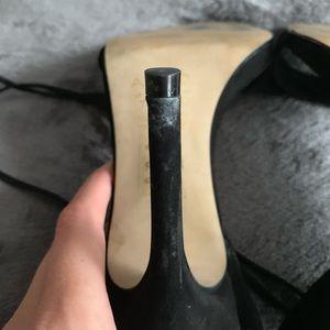Aldo Shoes - Aldo • Lace Up Casarolo Heels